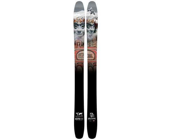 Esquís Marca ICELANTIC Para Unisex. Actividad deportiva Freeski, Artículo: KEEPER.