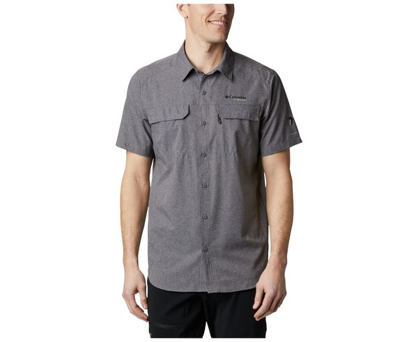 Camises Marca COLUMBIA Per Home. Activitat esportiva Excursionisme-Trekking, Article: IRICO MEN'S SHORT SLEEVE SHIRT.