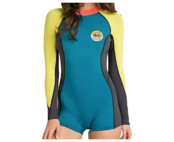 Vestits de Busseig Marca BILLABONG Per Dona. Activitat esportiva Surf, Article: SURF CAPSULE SPRING FIVER.