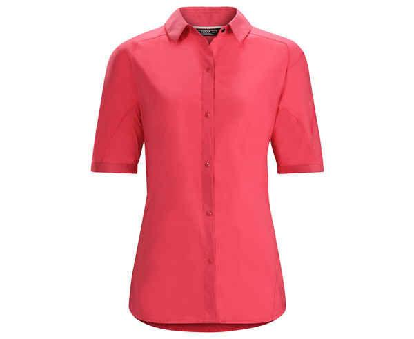 Camises Marca ARC'TERYX Per Dona. Activitat esportiva Excursionisme-Trekking, Article: FERNIE SS SHIRT W.