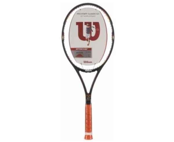 Raquetes Marca WILSON Per Unisex. Activitat esportiva Tennis, Article: PRO/S 6.1 25TH ANIVERSARIO.
