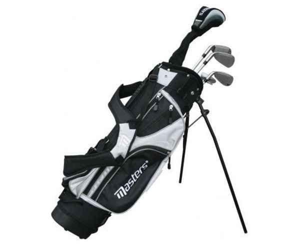 Ferros Marca MASTERS GOLF Per Unisex. Activitat esportiva Golf, Article: MC-J520 HALF SET JR 9-11 AÑOS.