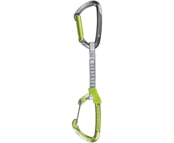 Cintes Express Marca CLIMBING TECHNOLOGY Para Unisex. Actividad deportiva Alpinisme-Mountaineering, Artículo: LIME MIX SET DYNEEMA.