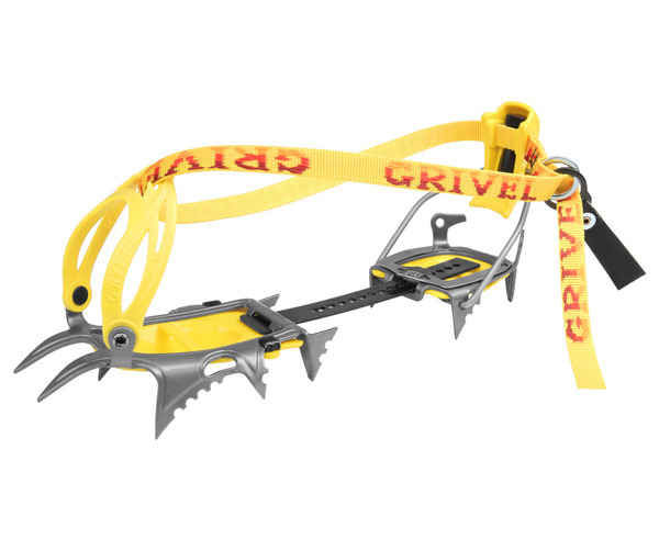 Grampons Marca GRIVEL Per Unisex. Activitat esportiva Alpinisme-Mountaineering, Article: AIR TECH NEW-MATIC.