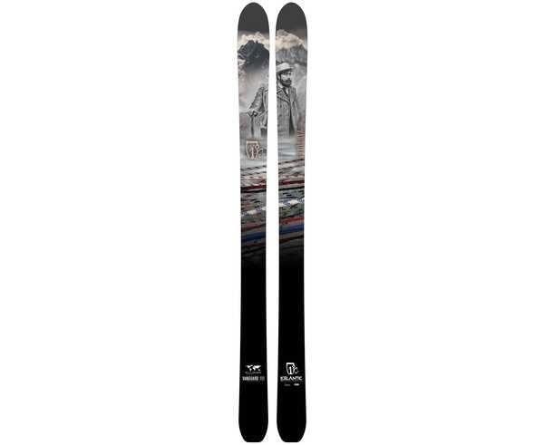 Esquís Marca ICELANTIC Para Unisex. Actividad deportiva Esquí Muntanya, Artículo: VANGUARD.