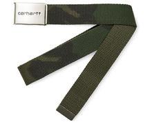 Cinturons Marca CARHARTT Per Home. Activitat esportiva Street Style, Article: CLIP BELT CHROME.