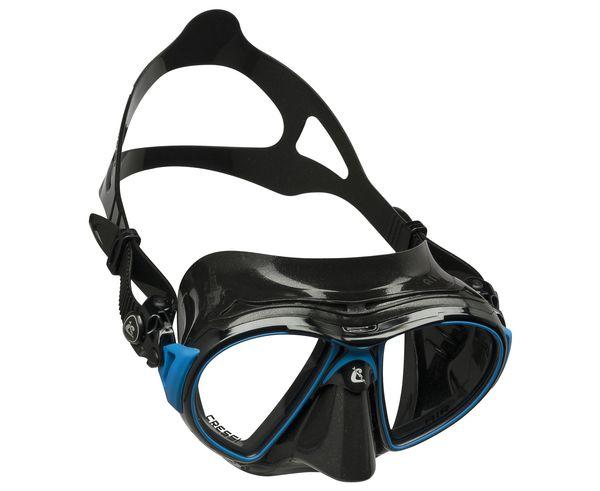 Màscares Aigua Marca CRESSI-SUB Per Unisex. Activitat esportiva Submarinisme, Article: AIR BLACK.
