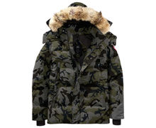 Jaquetes Marca CANADA GOOSE Per Home. Activitat esportiva Casual Style, Article: WYNDHAM PARKA.