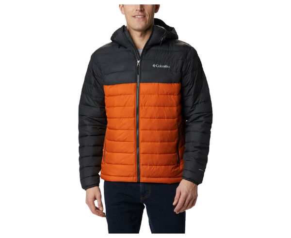 Jaquetes Marca COLUMBIA Per Home. Activitat esportiva Mountain Style, Article: POWDER LITE HOODED JACKET.