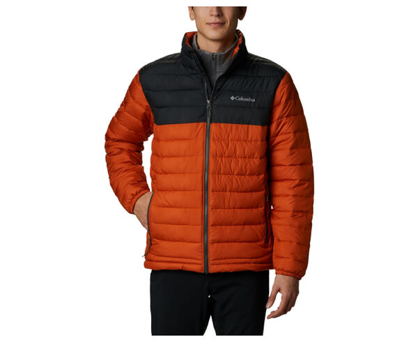 Jaquetes Marca COLUMBIA Per Home. Activitat esportiva Mountain Style, Article: POWDER LITE JACKET.