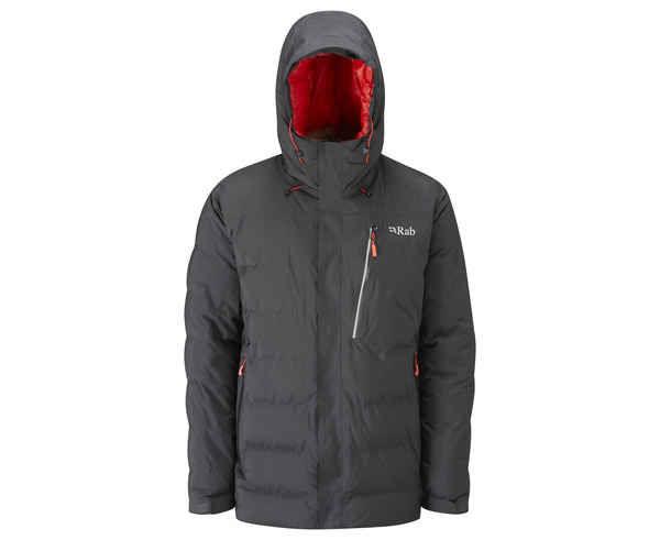 Jaquetes Marca RAB Per Home. Activitat esportiva Alpinisme-Mountaineering, Article: RESOLUTION JKT.