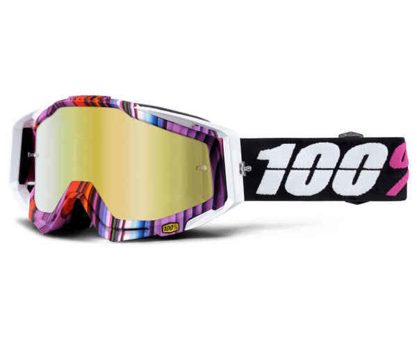 Ulleres Marca 100% Para Unisex. Actividad deportiva Triatló, Artículo: RACECRAFT MIRROR LENS.