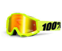 Ulleres Marca 100% Per Unisex. Activitat esportiva BMX, Article: ACCURI MIRROR LENS.