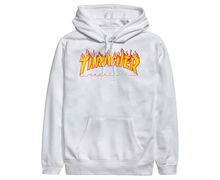 Dessuadores Marca THRASHER Per Home. Activitat esportiva Street Style, Article: FLAME HOOD.