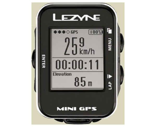 Comptaquilòmetres Marca LEZYNE Activitat esportiva Electrònica, Article: MINI GPS.