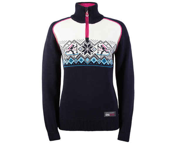 Jerseis Marca DALE OF NORWAY Per Dona. Activitat esportiva Esquí All Mountain, Article: OSLO WORLD CHAMPIONSHIPS FEMININE.