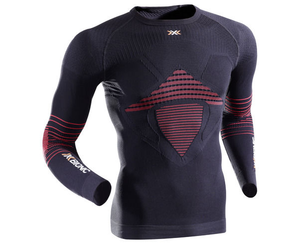 Roba Tèrmica Marca X-BIONIC Per Home. Activitat esportiva Esquí Muntanya, Article: T-SHIRT M ENERGIZER MKII L/S.