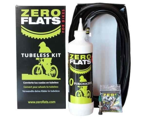 Components Marca ZEROFLATS Per Unisex. Activitat esportiva BMX, Article: KIT TUBELESS 29.