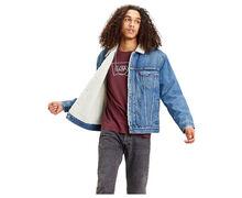 Jaquetes Marca LEVI'S Per Home. Activitat esportiva Street Style, Article: TYPE III SHERPA TRUCKER.
