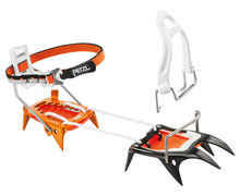 Grampons Marca PETZL Per Unisex. Activitat esportiva Esquí Muntanya, Article: IRVIS HYBRID.
