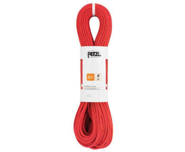Cordes-Cintes Marca PETZL Per Unisex. Activitat esportiva Alpinisme-Mountaineering, Article: RUMBA 8MM.