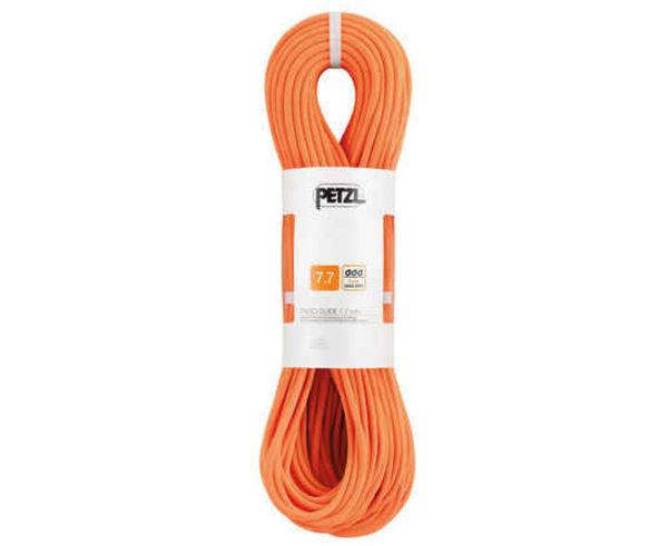 Cordes-Cintes Marca PETZL Per Unisex. Activitat esportiva Alpinisme-Mountaineering, Article: PASO GUIDE 7.7MM.