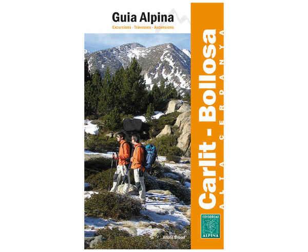 Bibliografies-Cartografies Marca EDITORIAL ALPINA Per Unisex. Activitat esportiva Alpinisme-Mountaineering, Article: CARLIT - BOLLOSA (ALTA CERDANYA).