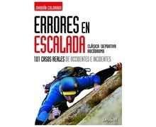 Bibliografies-Cartografies Marca DESNIVEL Per Unisex. Activitat esportiva Escalada, Article: ERRORES EN ESCALADA.