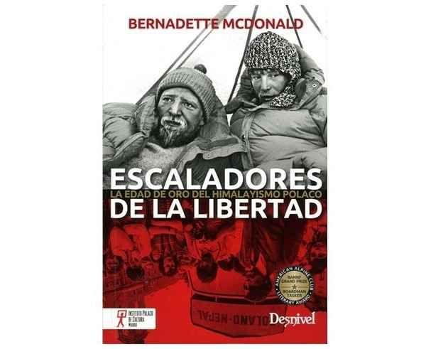 Bibliografies-Cartografies Marca DESNIVEL Per Unisex. Activitat esportiva Escalada, Article: ESCALADORES DE LA LIBERTAD.