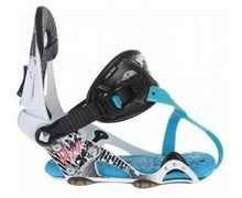 Fixacions Marca RIDE SNOWBOARDS Per Nens. Activitat esportiva Snowboard, Article: PHENOM CONTRABAND 2010/11.
