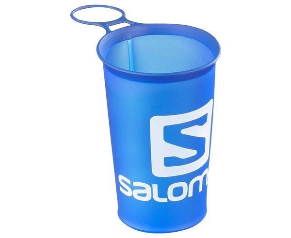 Hidratació Marca SALOMON Para Unisex. Actividad deportiva Triatló, Artículo: SOFT CUP SPEED 150ML/5OZ.