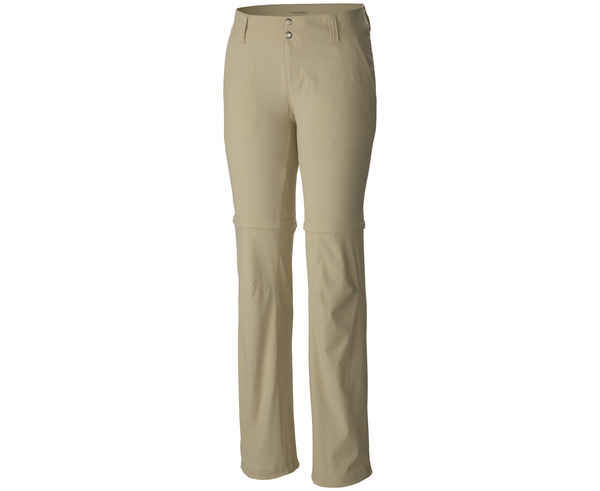 Pantalons Marca COLUMBIA Per Dona. Activitat esportiva Mountain Style, Article: SATURDAY TRAIL II CONVERTIBLE PANT W'S.