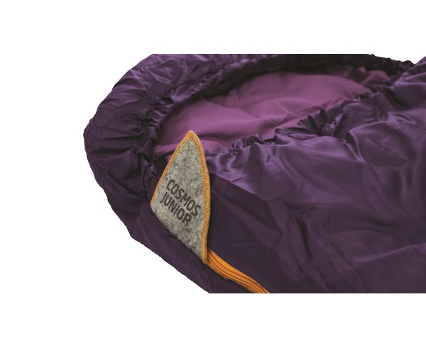 Sacs de Dormir Marca EASY CAMP Per Nens. Activitat esportiva Excursionisme-Trekking, Article: COSMOS JUNIOR.