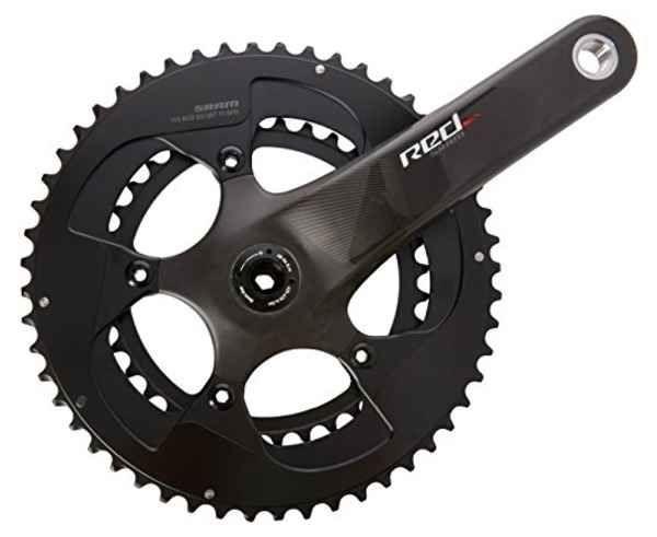 Transmissions Marca SRAM Per Unisex. Activitat esportiva Ciclisme carretera, Article: BIELA RED E-TAP GXP 11V.
