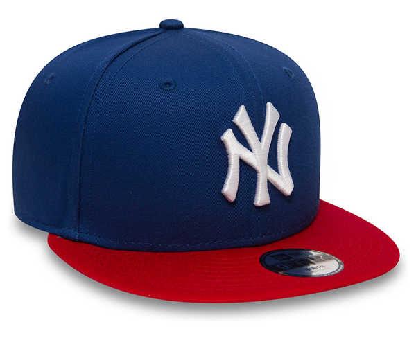 Complements Cap Marca NEW ERA Per Nens. Activitat esportiva Street Style, Article: K MLB COTTON BLOCK.