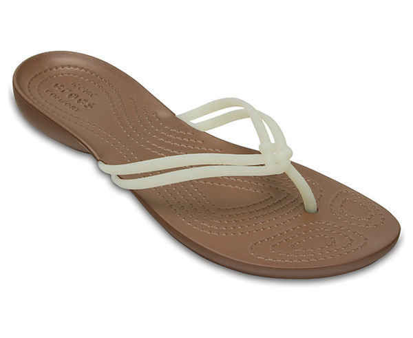 Sandàlies-Xancles Marca CROCS Per Dona. Activitat esportiva Casual Style, Article: ISABELLA FLIP W.