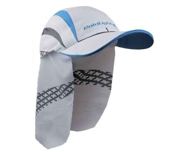 Complements Cap Marca RAIDLIGHT Per Unisex. Activitat esportiva Excursionisme-Trekking, Article: SAHARA CAP.