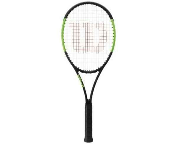 Raquetes Marca WILSON Per Unisex. Activitat esportiva Tennis, Article: BLADE 98 18X20 CV FRM W/O CVR.