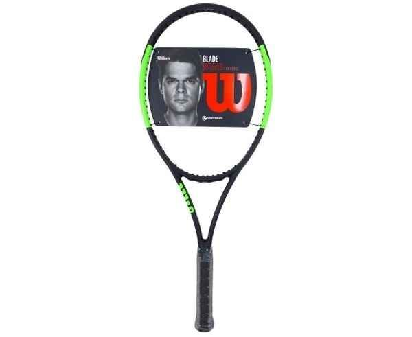 Raquetes Marca WILSON Per Unisex. Activitat esportiva Tennis, Article: BLADE 98 16X19 CV FRM W/O CVR.