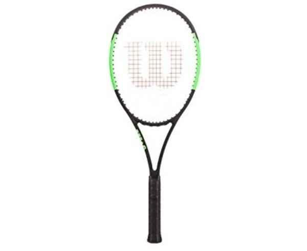 Raquetes Marca WILSON Per Unisex. Activitat esportiva Tennis, Article: BLADE 98L 16X19 FRM W/O CVR.