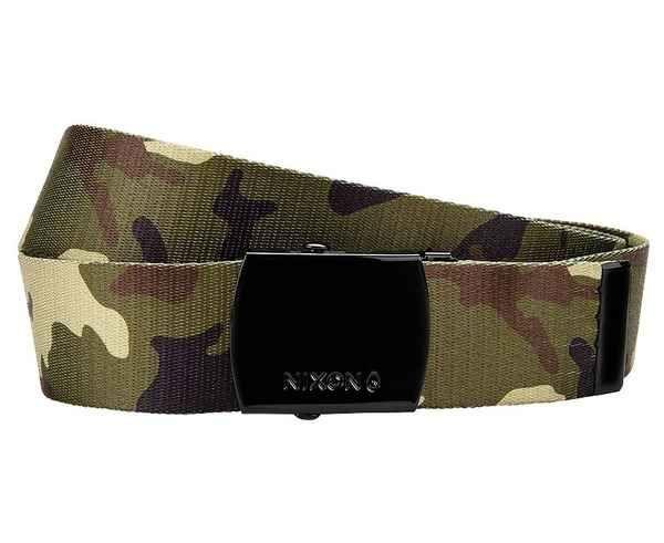Cinturons Marca NIXON Per Home. Activitat esportiva Street Style, Article: BASIS.