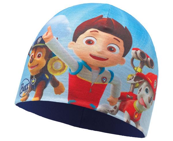 Complements Cap Marca BUFF Para Nens. Actividad deportiva Snowboard, Artículo: PATRULLA CANINA MICRO POLAR HAT CHILD.