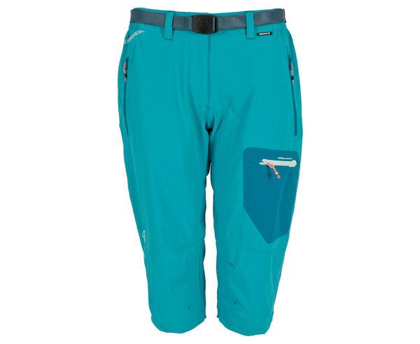 Pantalons Marca TERNUA Per Dona. Activitat esportiva Excursionisme-Trekking, Article: HEDIT CAPRI.