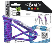 Cordes-Cintes Marca BEAL Per Unisex. Activitat esportiva Alpinisme-Mountaineering, Article: JAMMY.