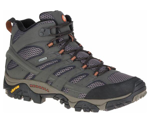 Botes Marca MERRELL Para Home. Actividad deportiva Excursionisme-Trekking, Artículo: MOAB 2 MID GTX M.