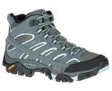 Botes Marca MERRELL Per Dona. Activitat esportiva Excursionisme-Trekking, Article: MOAB 2 MID GTX W.