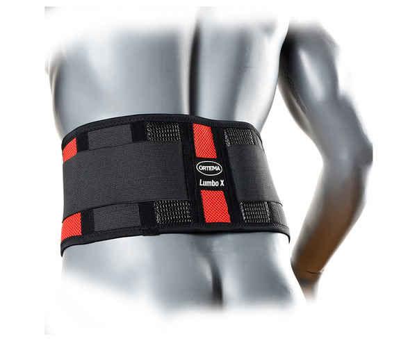 Proteccions Marca ORTEMA Per Unisex. Activitat esportiva Esquí Race FIS, Article: LUMBO-X LOW  KIDNEY BELT.