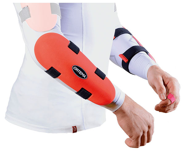 Proteccions Marca ORTEMA Activitat esportiva Esquí Race FIS, Article: P3 EVO LOWER ARM PROTECTOR.