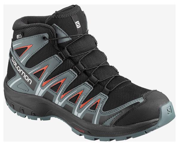Botes Marca SALOMON Para Nens. Actividad deportiva Excursionisme-Trekking, Artículo: XA PRO 3D MID CSWP J.