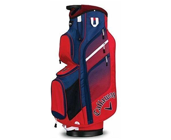 Motxilles-Bosses Marca CALLAWAY Para Unisex. Actividad deportiva Golf, Artículo: BG CG CRT CHEV ORG.